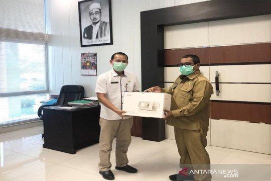 Barito Utara terima bantuan ventilator mobile dari Pemprov Kalteng