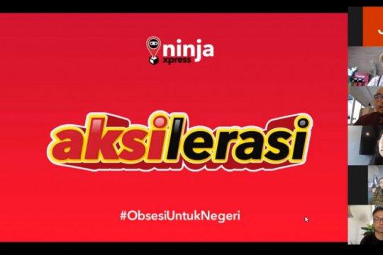 "Ninja Xpress hadirkan program ""Aksilerasi"" bantu UKM tetap maju"
