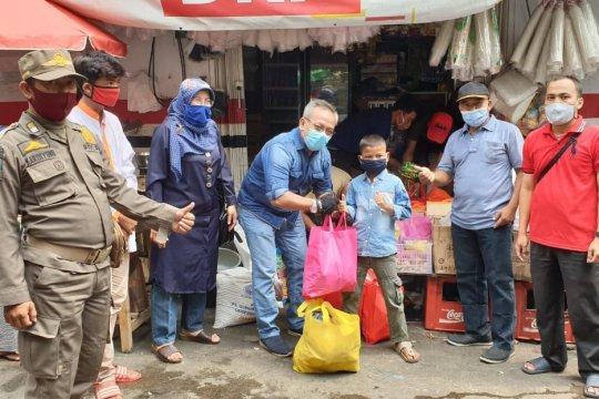 Jakarta Muharram Virtual Festival santuni anak yatim dan dhuafa