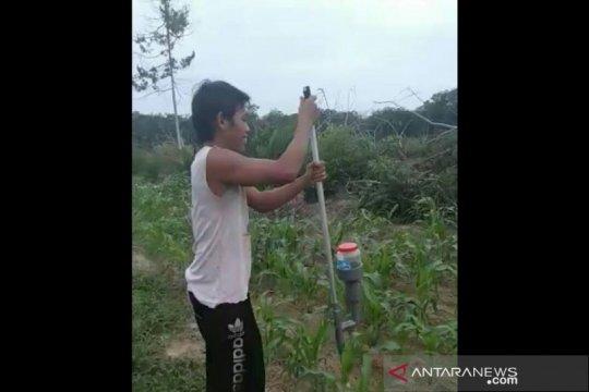 Kelompok tani di Batanghari ciptakan alat pemupukan sederhana