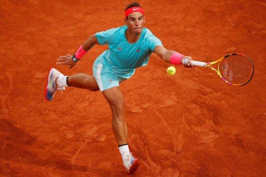 Nadal bermain nyaman untuk atasi McDonald di Roland Garros