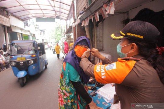 Positif COVID-19 Indonesia bertambah 4.267 jadi 373.109 kasus
