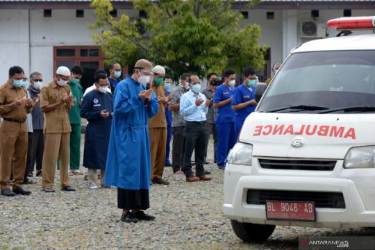 598 dokter gugur selama pandemi COVID-19