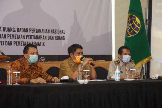 Peta tematik pertanahan KSN Borobudur disosialisakan bersama