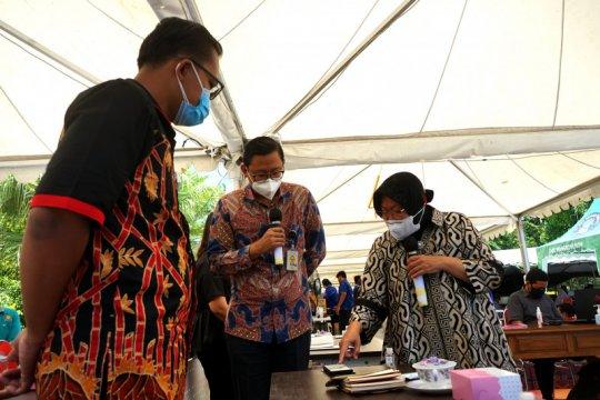 Staf Presiden: Penanganan COVID-19 di Surabaya patut dicontoh