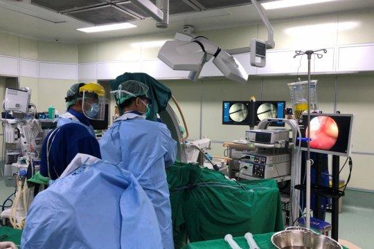 RSUI berhasil operasi PCNL Supine pertama di Kota Depok