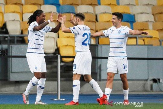 Dynamo Kiev, Olympiakos dan Ferencvaros ke fase grup Liga Champions