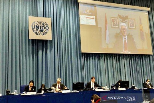 RI  dorong kerja sama UNIDO bidang industri 4.0 dan UMKM