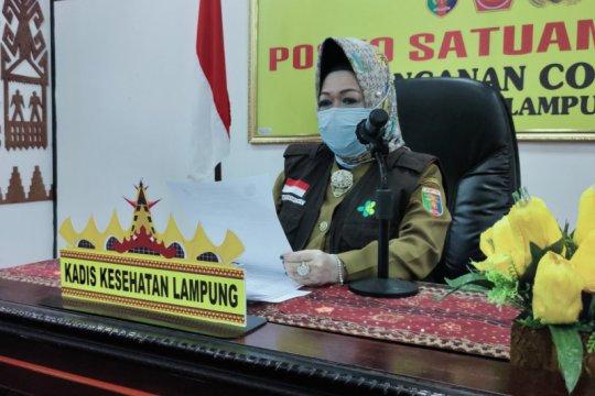 Dinkes Lampung : Pejabat terpapar COVID-19 lalai protokol kesehatan