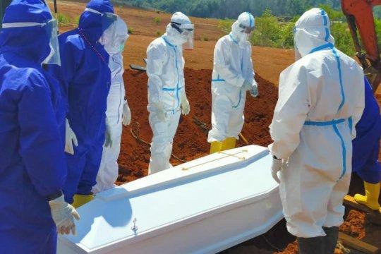 Satgas: Di Kota Jayapura 51 pasien meninggal akibat positif COVID-19