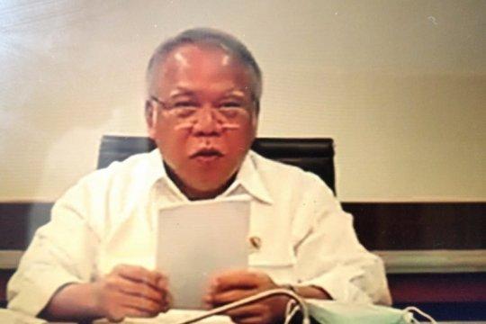 Menteri PUPR targetkan tol Seksi 2B Danowudu-Bitung rampung Juni 2021