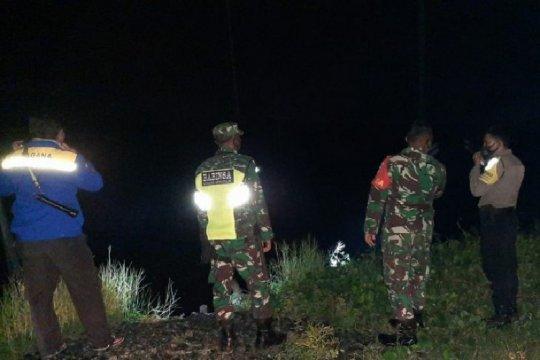Koki kapal hilang di Sungai Kahayan Desa Sakakajang Kalteng