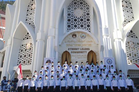 Puluhan penghuni Al Izzah di Kota Batu dinyatakan sembuh dari COVID-19