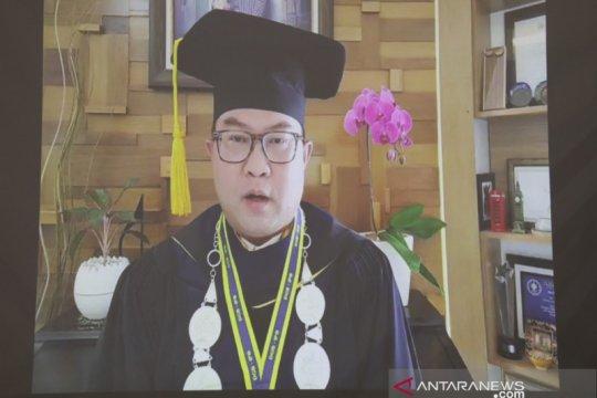 Rektor IPB University optimistis alumni jadi pembelajar tangguh