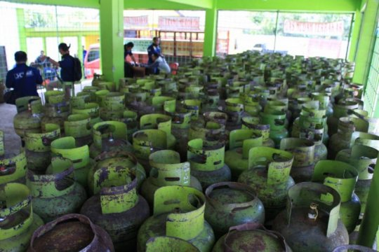 Program subsidi elpiji tiga kilogram dibutuhkan rakyat