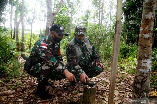 BNPP survei titik pelintas batas