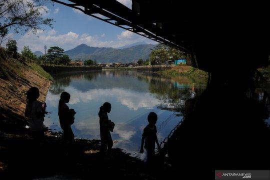 Tingkat pencemaran di Sungai Citarum menurun akibat pandemi