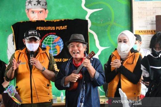 Bamsoet: musibah banjir jangan ganggu semangat belajar anak-anak