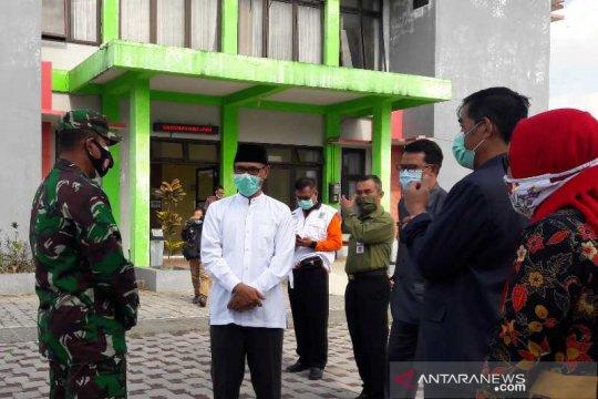 19 warga Parakan positif COVID-19 dikarantina di BLK Temanggung