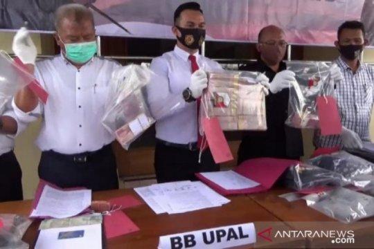 Polres Ngawi amankan tiga pengedar uang palsu