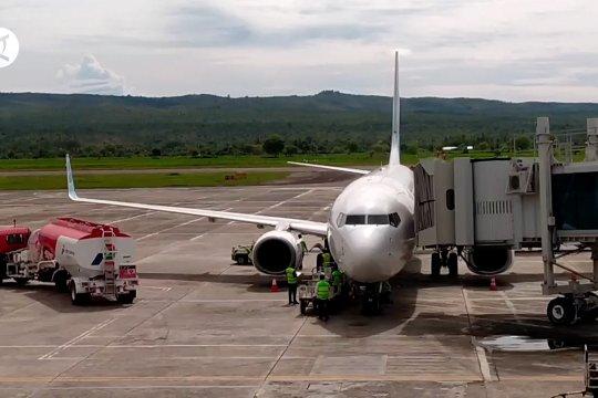 Garuda tambah frekuensi penerbangan ke Aceh mulai September