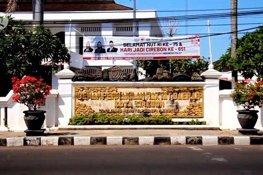 Kantor DPRD Kota Cirebon batasi rapat tatap muka