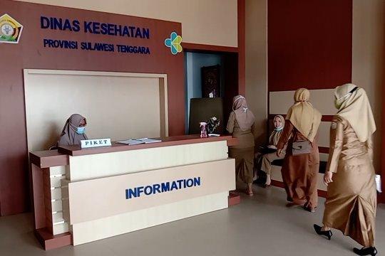 Plt Kadis Kesehatan Sultra positif COVID-19, kantor ditutup sepekan