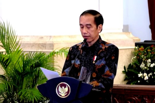 Presiden dukung pemeriksaan BPK dalam penanganan COVID-19