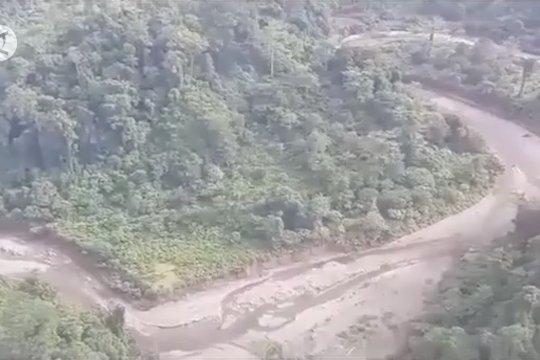 5 KKB kuasai Distrik Hiptadipta Intan Jaya Papua