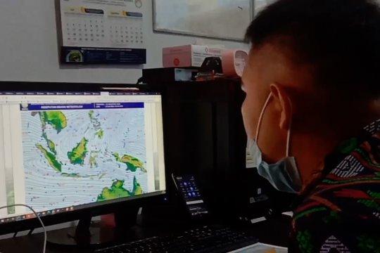 BMKG keluarkan peringatan dini potensi banjir di Kota Palu