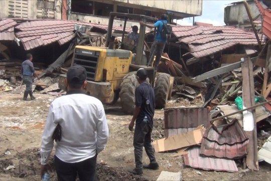 Bongkar pasar,Pemkot Ambon relokasi pedagang