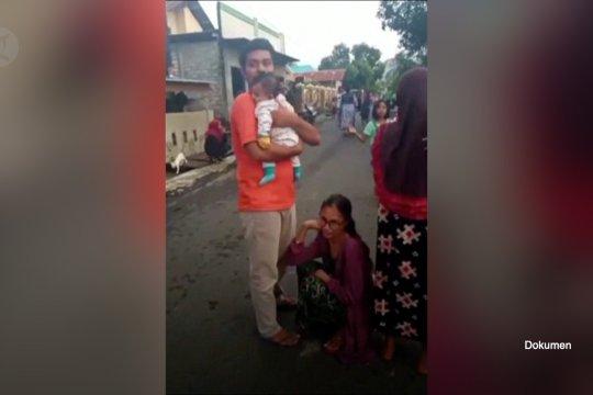 Gempa magnitudo 5,9 Malut akibat aktivitas lempeng di Laut Maluku