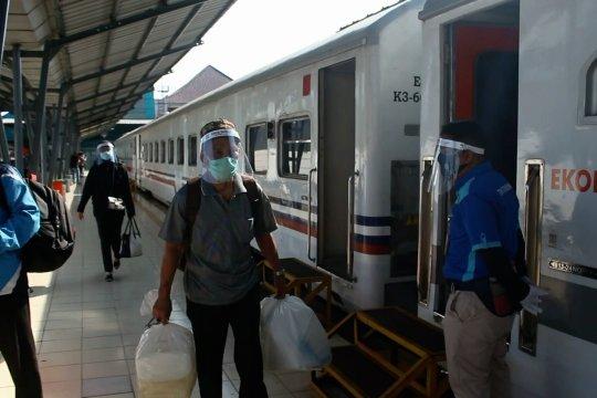 KAI Divre III Palembang operasikan kembali KA Kertapati-Lubuk Linggau