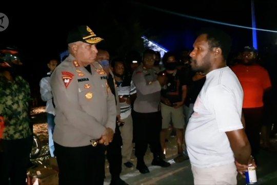Konflik batas tanah adat, dua kampung di Jayapura bentrok
