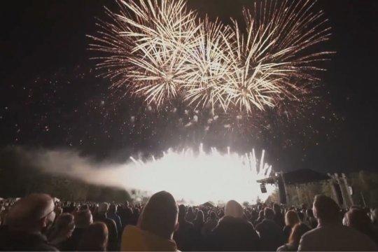 Lithuania gelar Pertunjukan Kembang Api Internasional ke-12