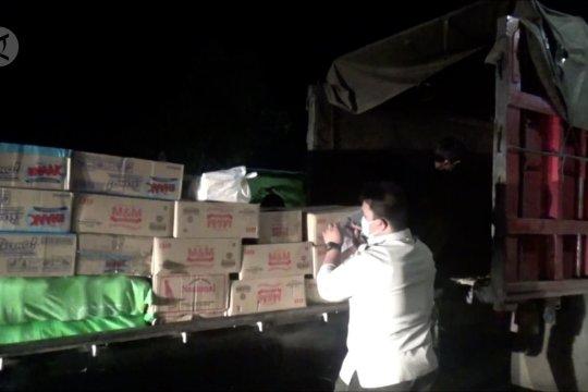 Pemkab Kapuas salurkan bantuan kepada korban banjir di Kecamatan Mandau Talawang