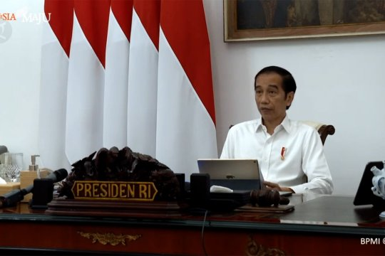 Presiden minta kementerian jangan buat penanggulangan kemiskinan sendiri-sendiri