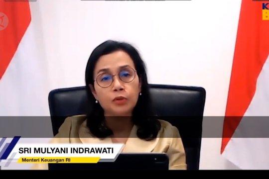 Sri Mulyani targetkan biaya logistik Indonesia turun jadi 17%
