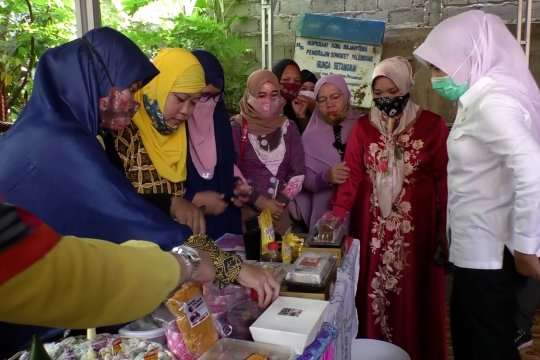 UMKM pemula di Palembang dapat bantuan belasan juta