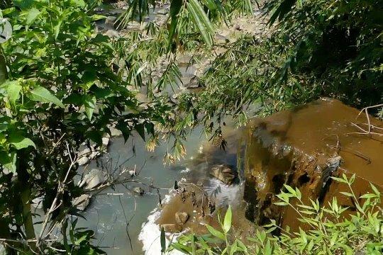 Bupati Temanggung ancam tutup perusahaan yang cemari Sungai Elo