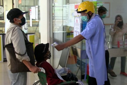 Jabar siap tampung pasien COVID-19 asal Jakarta