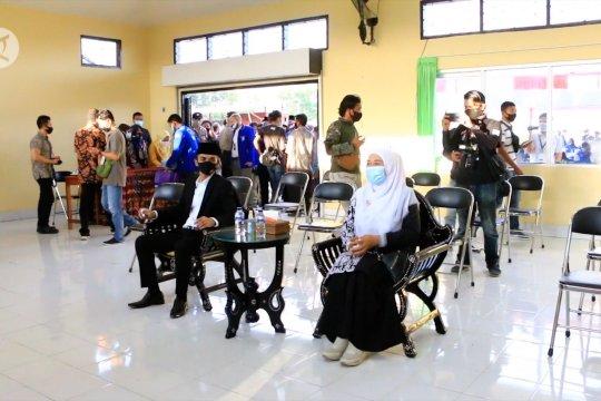 KPU Kota Mataram tutup masa pendaftaran dengan 4 pasang bakal calon