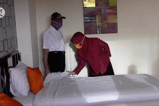Menparekraf siapkan hotel untuk pasien COVID-19