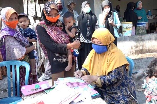 Penutupan posyandu berdampak pada penurunan kesehatan anak di NTB