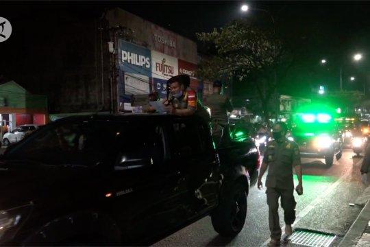 Sanksi bagi pelanggar jam malam di Kota Depok berlaku Kamis 3 September