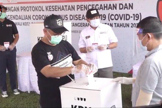KPU dukung wacana Perppu Pilkada saat pandemi
