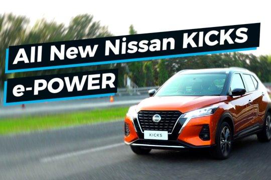 "Review All New Nissan Kicks e-Power, Seberapa ""Nendang"" SUV Kompak Perkotaan baru ini?"