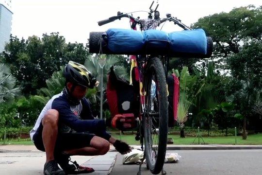 Kemenhub terbitkan peraturan keselamatan pesepeda di jalan raya