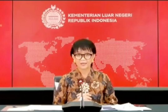 Menlu bantah tuduhan ada pangkalan militer China di Indonesia
