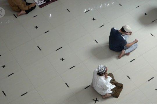 Pelaksanaan ibadah Shalat Jumat di DKI Jakarta